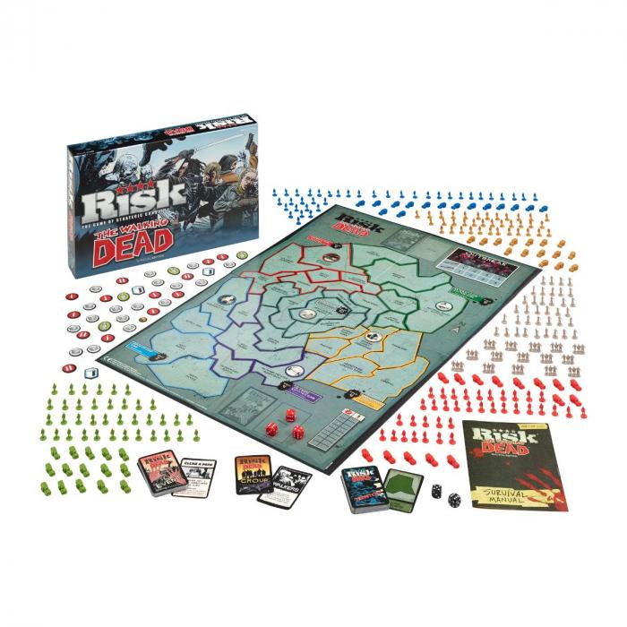Joc Risk - The Walking Dead [3]