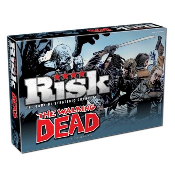 Joc Risk - The Walking Dead