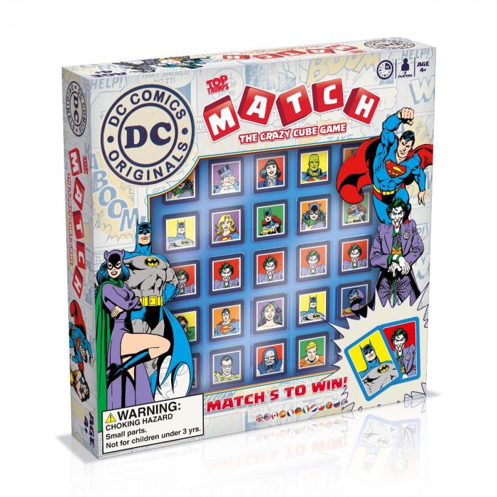 Joc Top Trumps Match - DC Comics [0]