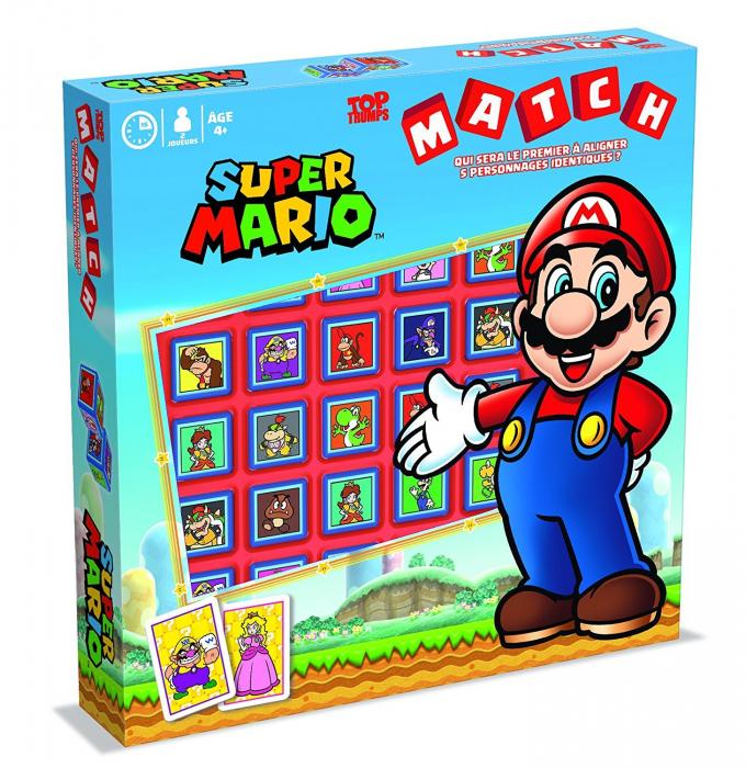 Joc Top Trumps Match - Super Mario [0]