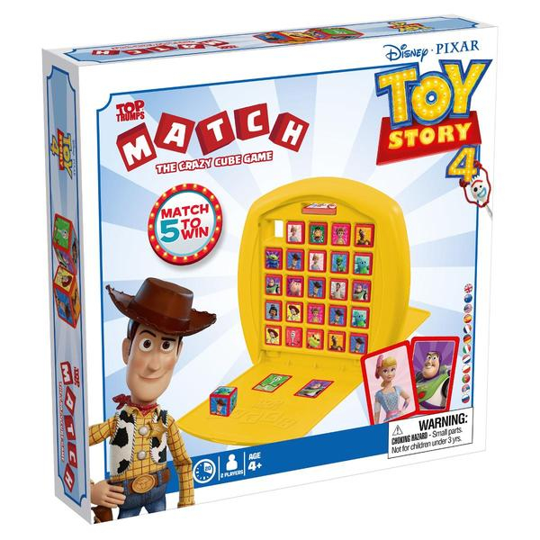 Joc Top Trumps Match - Toy Story 4 0