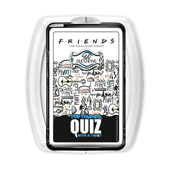 Joc Top Trumps Quiz - Friends 1