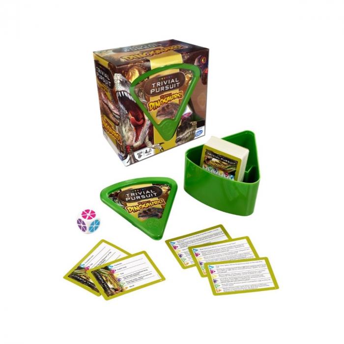 Joc Trivial Pursuit - Dinosaurs 3