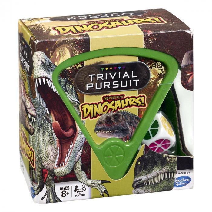 Joc Trivial Pursuit - Dinosaurs 0