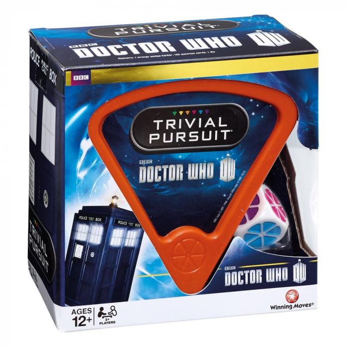 Joc Trivial Pursuit - Doctor Who 0