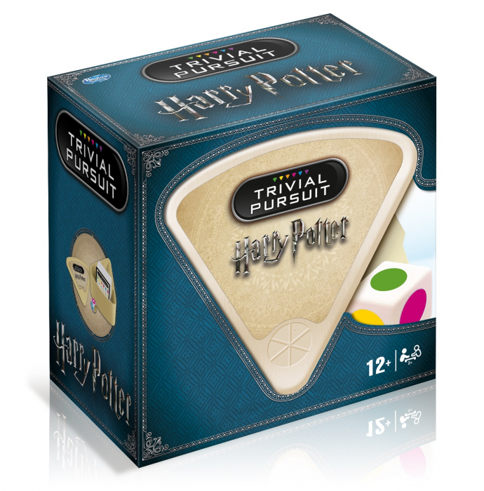 Joc Trivial Pursuit - Harry Potter - RO 0