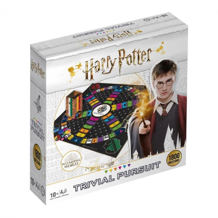 Joc Trivial Pursuit - Harry Potter Ultimate 0