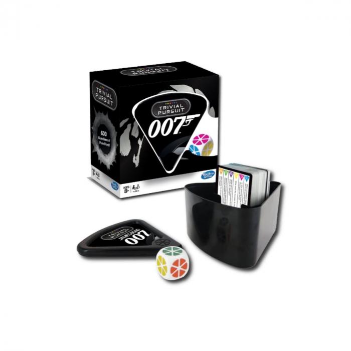 Joc Trivial Pursuit - James Bond 2