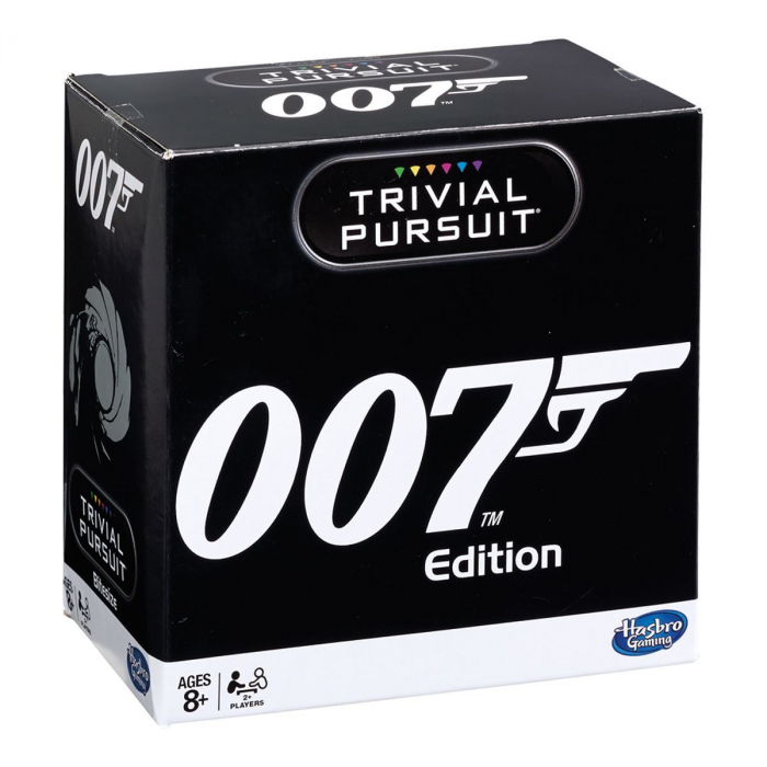 Joc Trivial Pursuit - James Bond