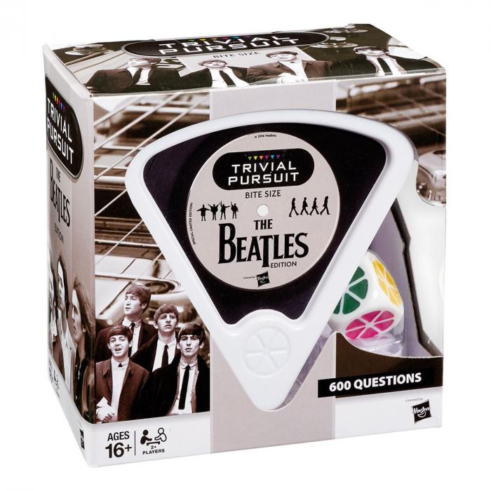 Joc Trivial Pursuit - The Beatles 0