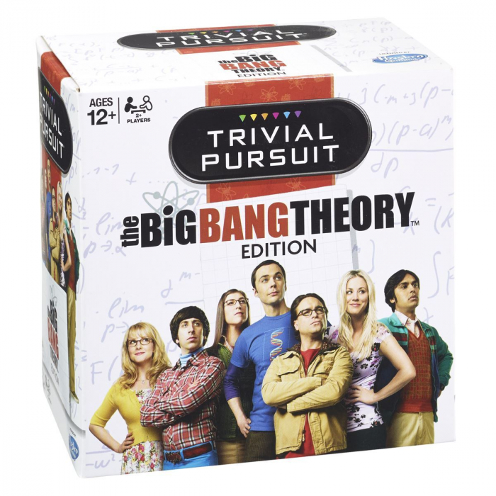 Joc Trivial Pursuit - The Big Bang Theory 0