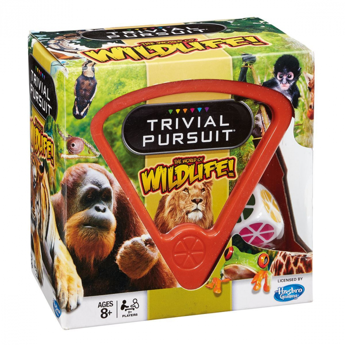Joc Trivial Pursuit - Wildlife 0