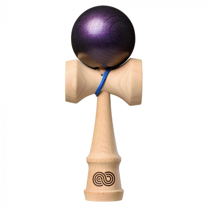 Kendama USA Custom Kaizen - Purple Rain 0