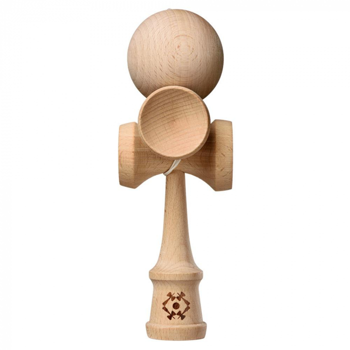 Kendama USA Tribute 5 Cup - Natural 0