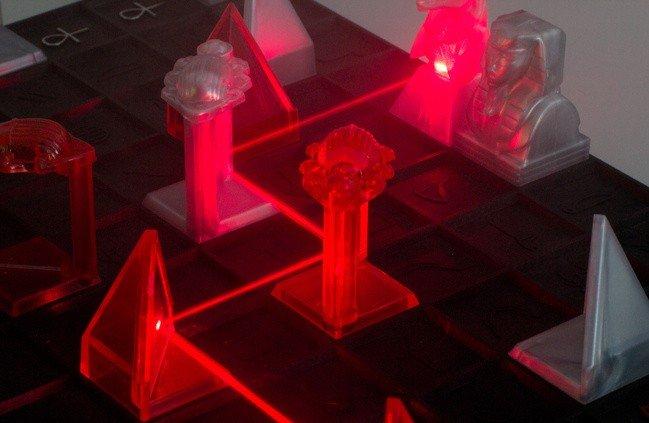 Khet 2.0 - joc laser 0