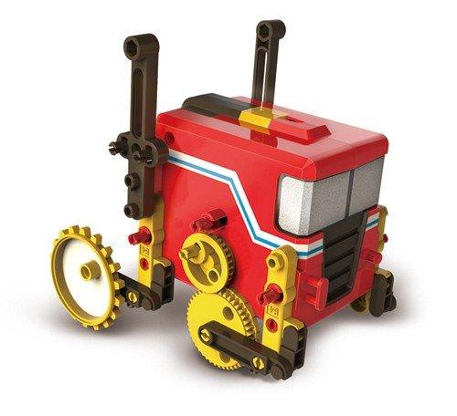 Kit constructie - Robot Motorizat 4 in 1 [3]