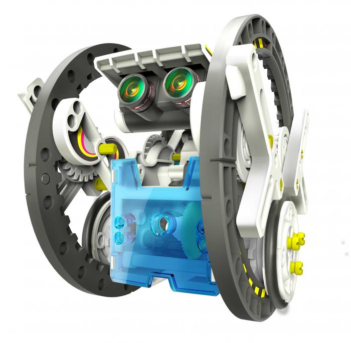 Kit robotica de constructie Roboti Solari 14 in 1 (RO) [4]