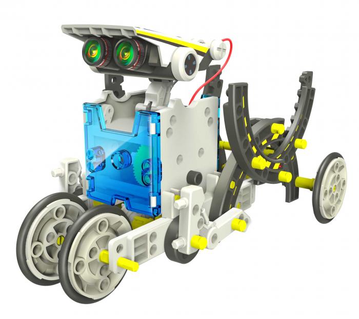 Kit robotica de constructie Roboti Solari 14 in 1 (RO) [6]