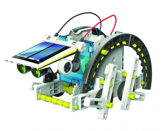 Kit robotica de constructie Roboti Solari 14 in 1 (RO) [3]
