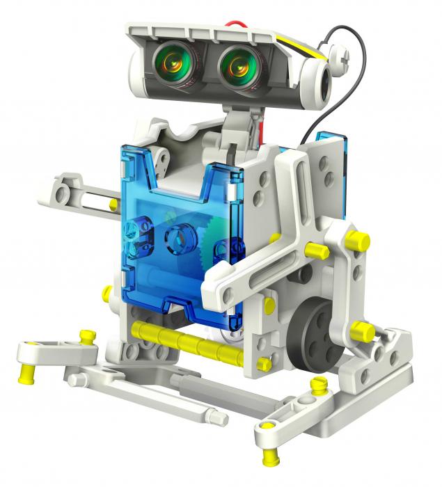 Kit robotica de constructie Roboti Solari 14 in 1 (RO) [0]