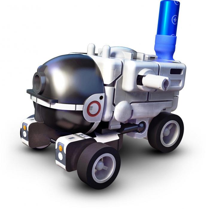 Kit constructie Roboti Spatiali 7 in 1 [2]