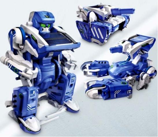 Kit constructie T3 Roboti solari 3 in 1 [0]