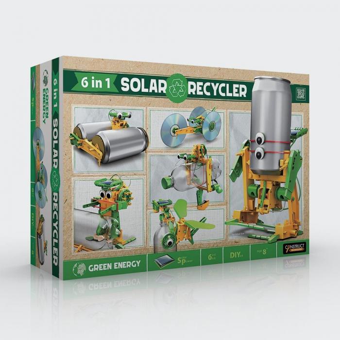 Kit robotica Energie Solara 6 in 1 [7]