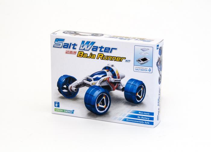 Kit Robotica - Vehicul cu apa sarata [1]