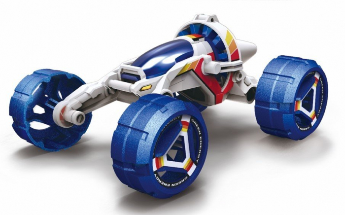 Kit Robotica - Vehicul cu apa sarata [2]
