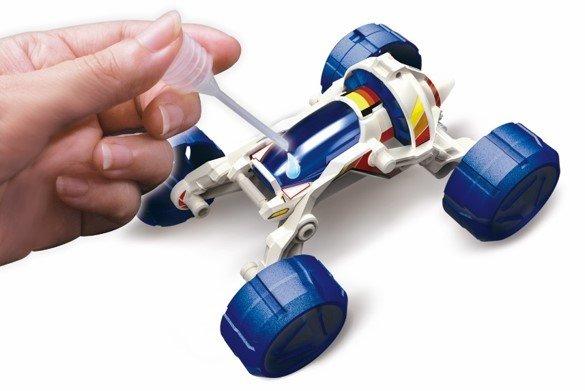 Kit Robotica - Vehicul cu apa sarata [0]
