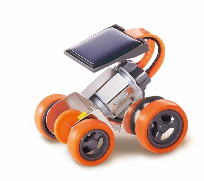 Kit Robotica - Vehicul curse solar 0