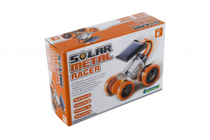 Kit Robotica - Vehicul curse solar 1
