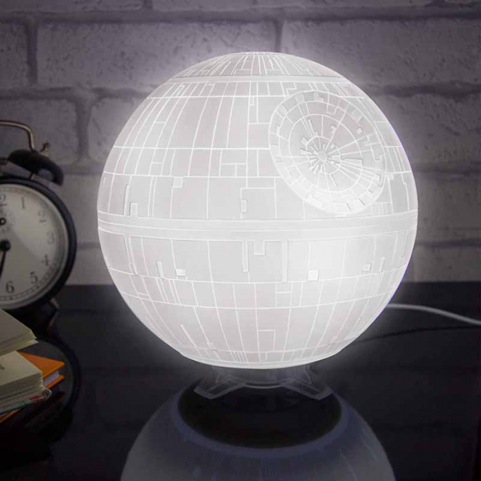 Lampa 3D Star Wars - Death Star 0