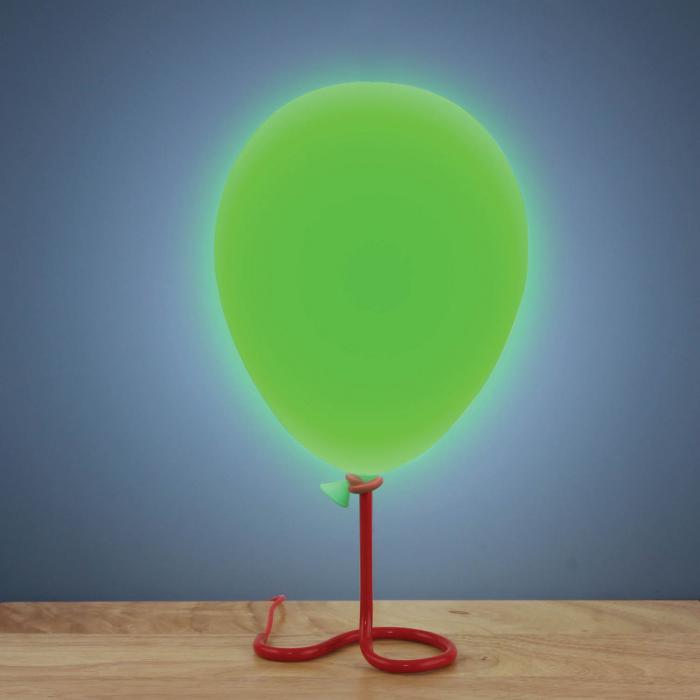 Lampa balon cu lumini multicolore 3