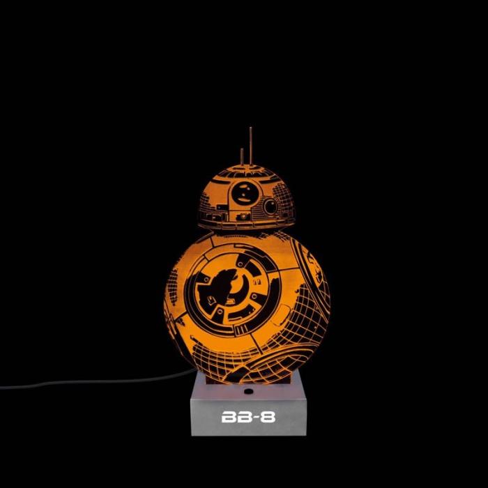 Lampa BB-8 0