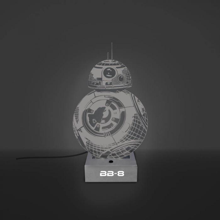 Lampa BB-8 1