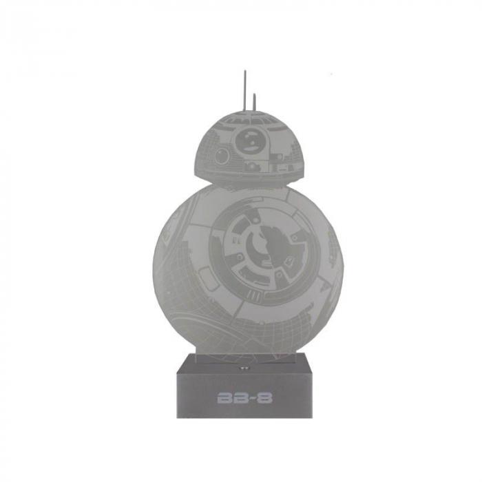Lampa BB-8 2