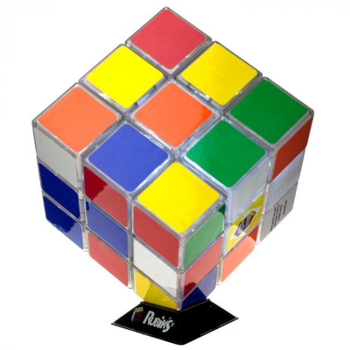 Lampa Cubul lui Rubik 4