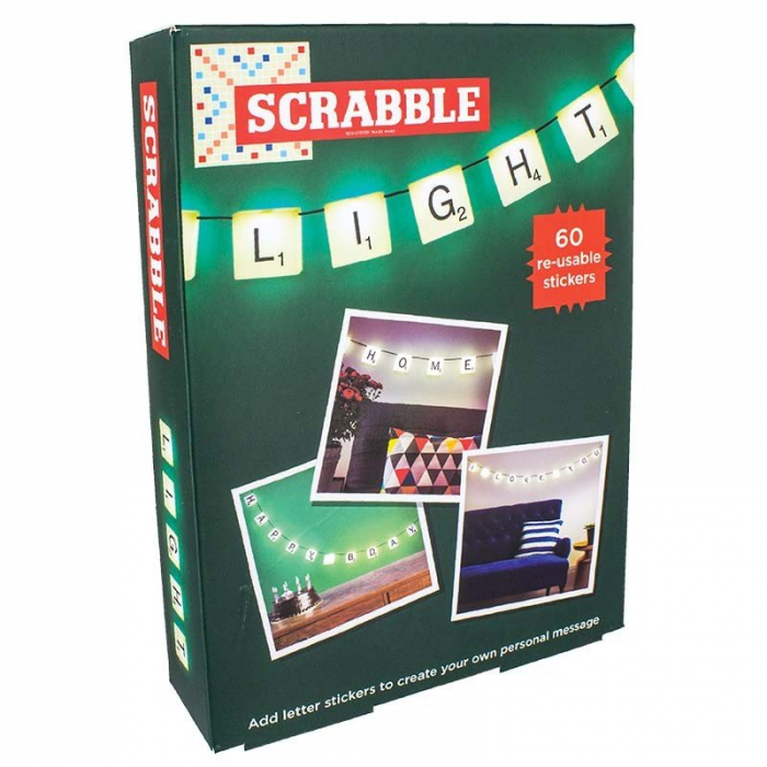 Lampa Scrabble 2
