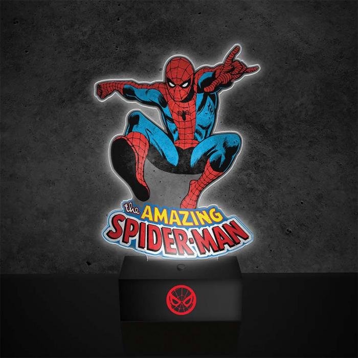 Lampa Spider-Man 0