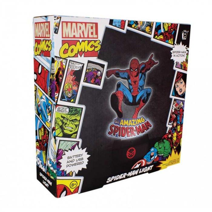 Lampa Spider-Man 2