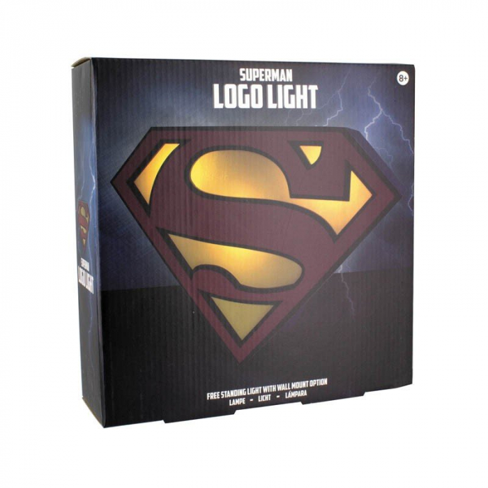 Lampa Superman 2