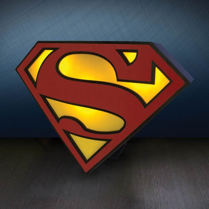 Lampa Superman 0