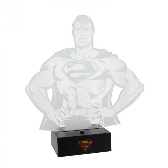 Lampa Superman Hero 1