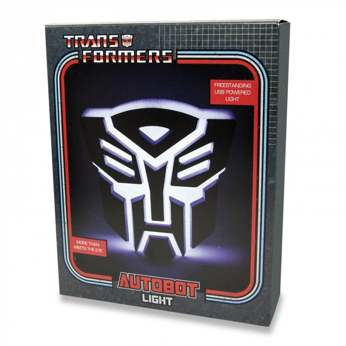 Lampa USB - Transformers Autobot 2