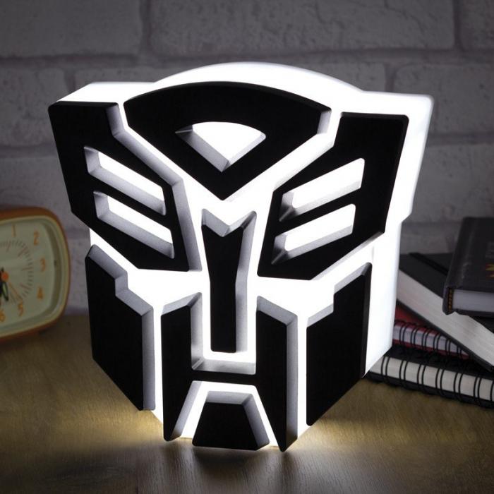Lampa USB - Transformers Autobot 0