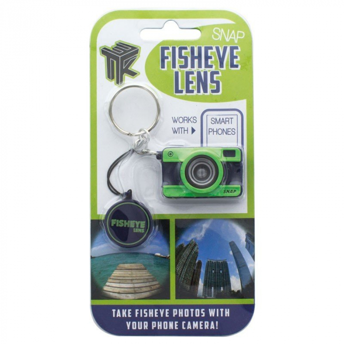 Lentile Fish Eye pentru telefon mobil [1]