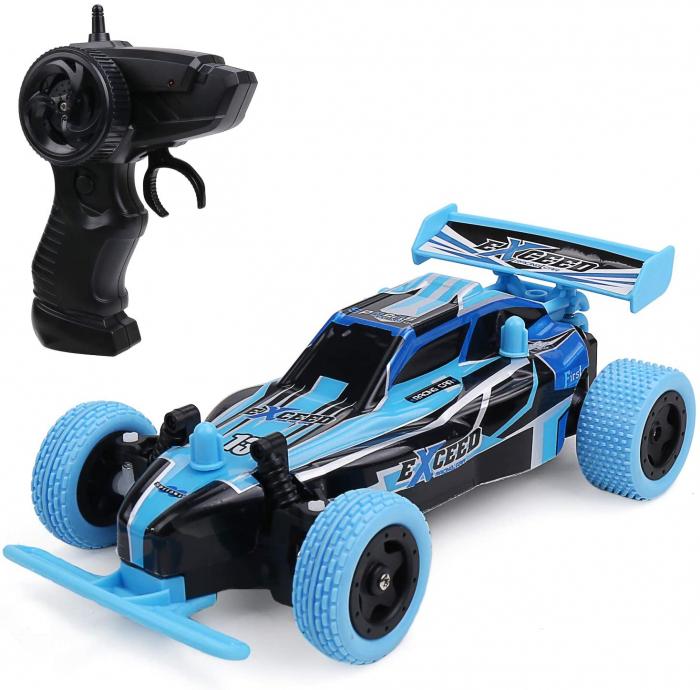Masina de curse cu telecomanda 2