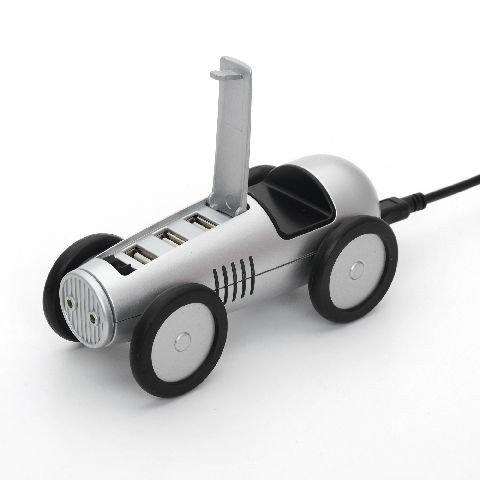Masina Vintage Hub USB 0