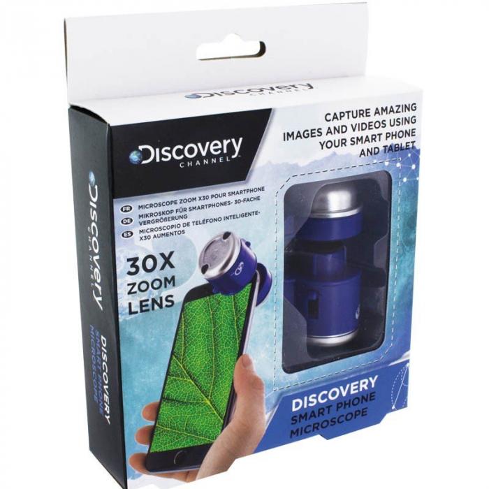 Microscop pentru telefon Discovery Channel 2